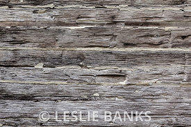 Weathered Wooden Wall Background