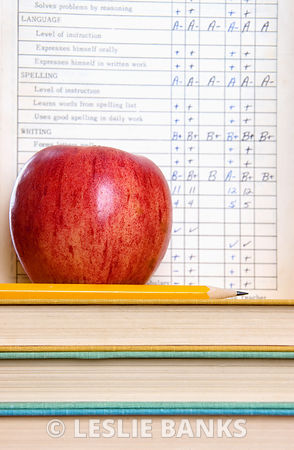 Apple and Report Card