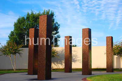 Modern Art at Irving Arts Center in Irving, Texas