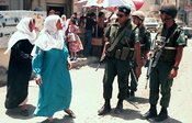 INTIFADA ... The Palestinian uprising against Israeli Occupation