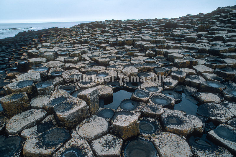 Giants Causeway, County Antrim, Ireland