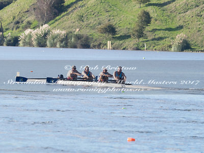 Taken during the World Masters Games - Rowing, Lake Karapiro, Cambridge, New Zealand; ©  Rob Bristow; Frame 545 - Taken on: T...