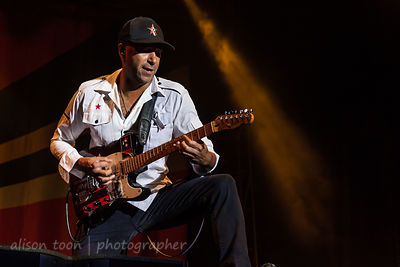 Tom Morello, guitar, Prophets of Rage