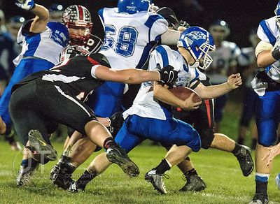 PC - Prep Football West Branch v DNH, November 3, 2014