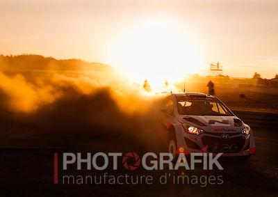 KEY WORDS: HAYDEN PADDON / HYUNDAI i20 / 2014 / RALLY / MOTORSPORT / POLAND