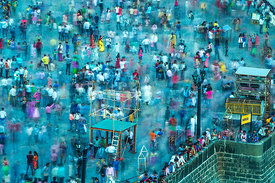 Bombay New Years Day 2015:  Photographer: Neil Emmerson: £3240