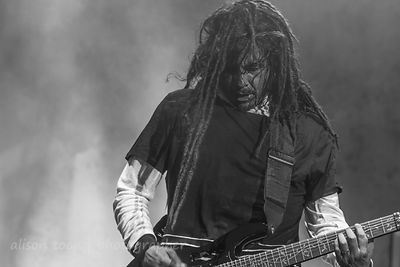 James Munky Shaffer, guitar, Korn
