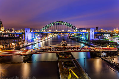Tyne in Colour