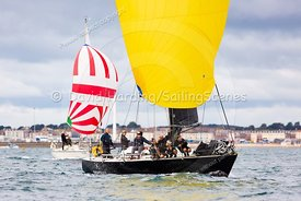 Bengal Magic, IRL725, J35, Weymouth Regatta 2018, 20180908102.