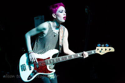 Nicole Rich, bass, Doll Skin
