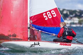 Topper 44899, Zhik Poole Week 2015, 20150823199
