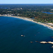 Canonchet Beach Club And Narragansett Town Beach, Narragansett