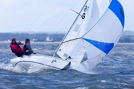 Flying Fifteen 3966, Zhik Poole Week 2015, 20150826451