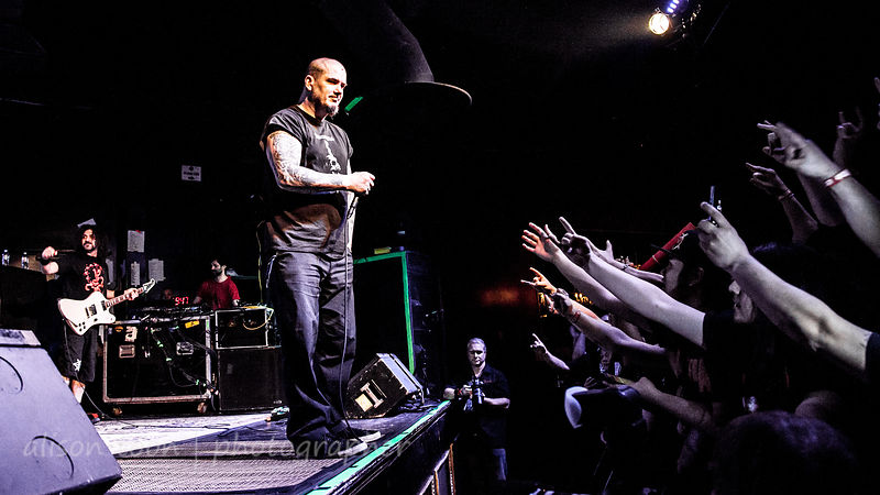Philip H Anselmo and the Illegals live 2014