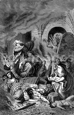 Massacre of Jews in York in 1190