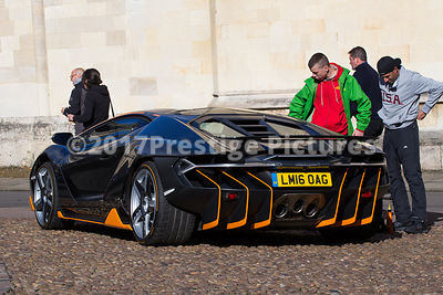 Lamborghini Centenario LP770-4 (Hot Rod) in the Transformers 5 movie