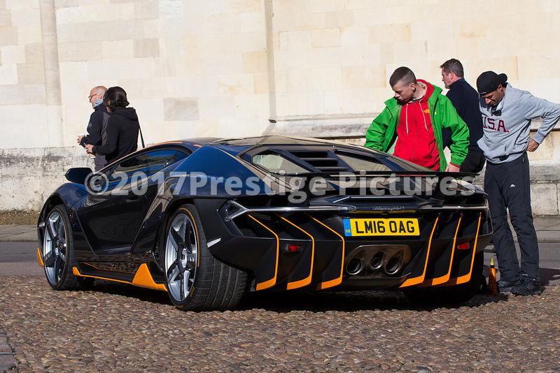 Prestige Stock Photo Lamborghini Centenario Lp770 4 Hot Rod In The