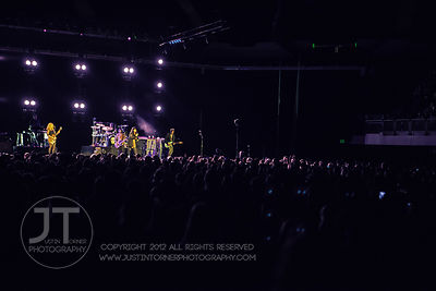 Hoopla - Heart, US Cellular Center, March 21, 2015