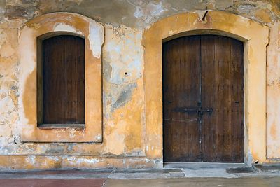 San Cristobal Door and Window