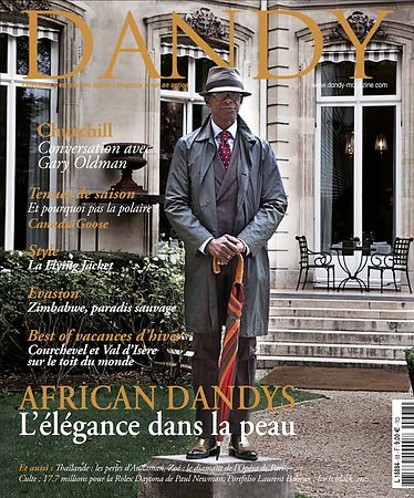 Dandy Magazine (France) - Janv 2018 photos