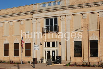 City hall in Childress, Texas