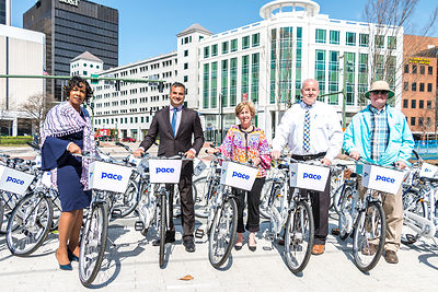 Norfolk Bike Share - Pace
