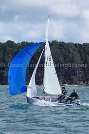 RS200 811, Zhik Poole Week 2015, 20150823546