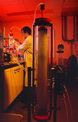 Laboratory chromatography
