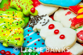 Iced Christmas Cookie Collection