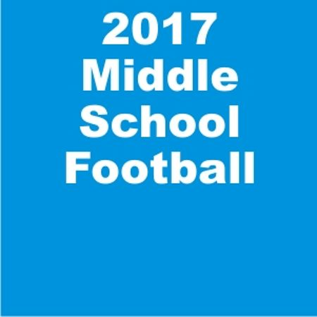 2017_Middle_School_Football
