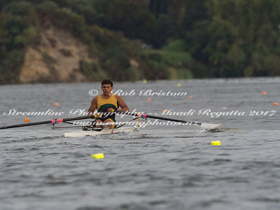Taken during the NZSSRC - Maadi Cup 2017, Lake Karapiro, Cambridge, New Zealand; ©  Rob Bristow; Frame 531 - Taken on: Friday - 31/03/2017-  at 08:34.27