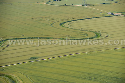 Fields near Camber, East Sussex