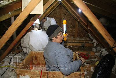 Iowa Valley Habitat for Humanity Weatherization