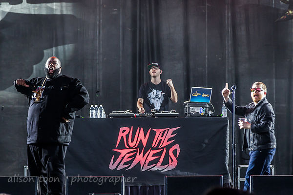 Run The Jewels at Aftershock 2017