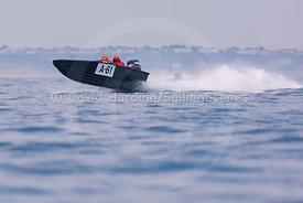 A-61, Fortitudo Poole Bay 100 Offshore Powerboat Race, June 2018, 20180610268