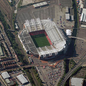 Old Trafford Stadium, London Olympics 2012