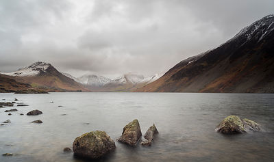 Wastwater rocks, Lake District