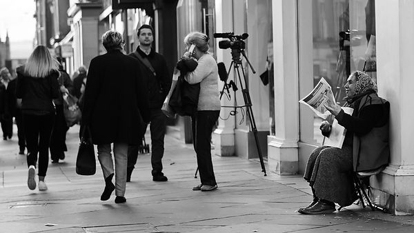 Newcastle, Street Photography