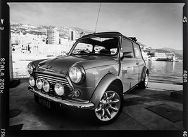 Monte Carlo in a Mini 1998  Photographer Neil Emmerson
