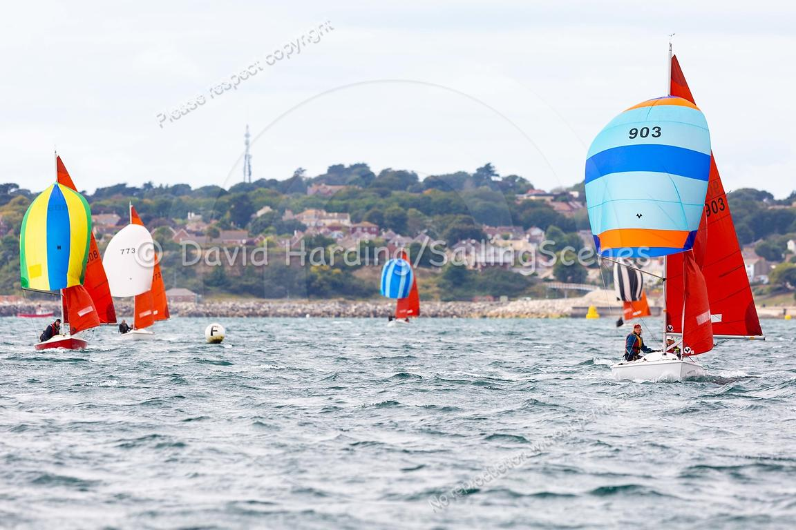 Hope, 903, Squib, Weymouth Regatta 2018, 20180908399.