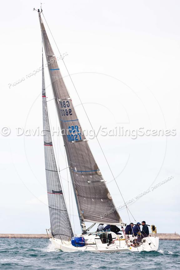 Surprise, GBR9802T, Archambault Grand Surprise, Weymouth Regatta 2018, 20180908010.