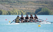 Taken during the Maadi Cup Regatta 2018, Lake Ruataniwha, Twizel, New Zealand; ©  Rob Bristow; Frame 0043 - Taken on: Sunday ...