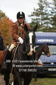 2010-11-07 KSB Heaselands Meet