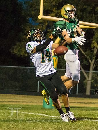 Prep Football - Cedar Rapids Kennedy at Iowa City West 9/13/13