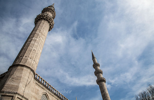 Istanbul Mosques and Museums