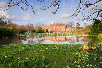 Hodsock Priory, Blyth, Notts