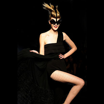 Jean Paul Gaultier,  Spring/Summer 2011 Haute Couture collection show Paris..