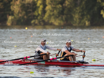 Taken during the World Masters Games - Rowing, Lake Karapiro, Cambridge, New Zealand; Wednesday April 26, 2017:   8309 -- 201...