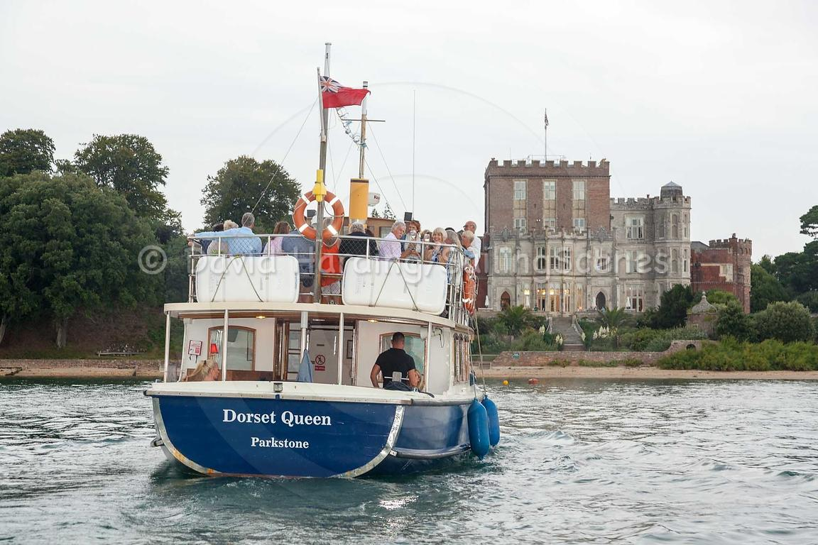 OperaUpClose on the Dorset Queen