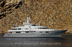 superyacht Dream,